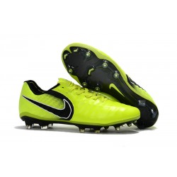 Nike Scarpa da Calcetto Tiempo Legend 7 FG Uomo - Giallo Nero