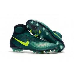 Nike Magista Obra 2 FG Scarpe da Calcio Uomo - Verde