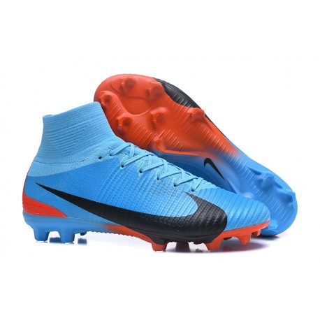 sports shoes 08c28 e2daf Scarpe da Calcio Nuovo Nike Mercurial Superfly 5 DF FG -