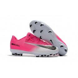 Nike Mercurial Vapor XI FG - scarpa da calcio terreni compatti - Rosa Bianco