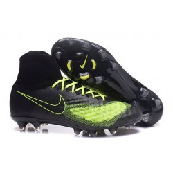Nike Scarpe da Calcio Nuovo Magista Obra II FG - Nero Verde