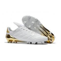 Scarpe da Calcio Nuovi adidas Copa 17.1 Fg - Bianco Oro