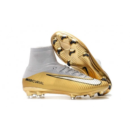 Nike Mercurial Superfly V DF FG Scarpa da Calcio -