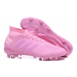 Scarpe da Calcio adidas Predator 18.1 FG Rosa