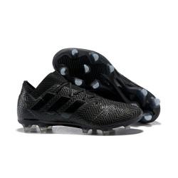 adidas Nemeziz 18.1 FG Coppa del Mondo Scarpe - Tutto Nero