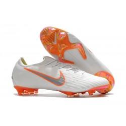 Nike Scarpa Coppa del Mondo 2018 Mercurial Vapor XII FG Bianco Arancio