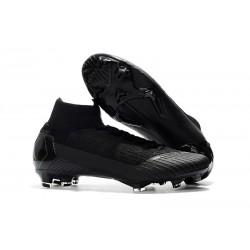 Nike Mercurial Superfly VI Elite DF FG - Scarpe da Calcetto con Tacchetti Nero