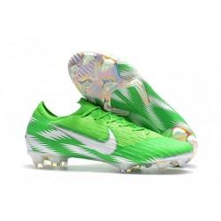 Nike Scarpa Coppa del Mondo 2018 Mercurial Vapor XII FG Verde Argento
