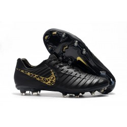 Nike Scarpe da Calcio Tiempo Legend VII Elite FG - Nero Safari