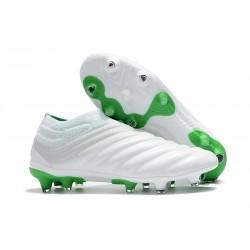adidas Copa 19+ FG Scarpe da Calcio - Bianco Verde