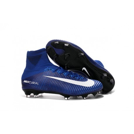 the latest 7408a 10361 scarpe nike da calcio blu