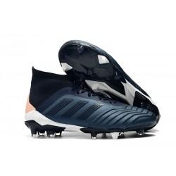 Scarpe da Calcio adidas Predator 18.1 FG - Ciana Nero