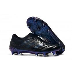 Scarpa Nuovo adidas Copa 19.1 FG - Nero Blu