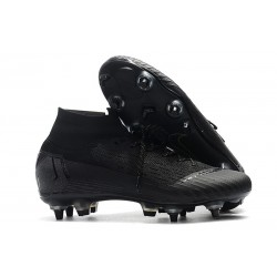 Nike Mercurial Superfly 360 Elite SG Pro Anti-Clog - Nero