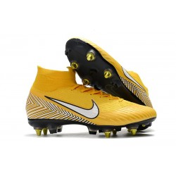 Nike Mercurial Superfly 360 Elite SG Pro Anti-Clog - Neymar Giallo