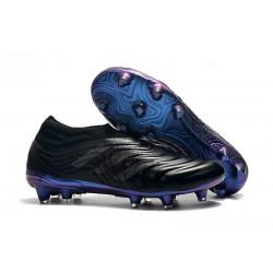adidas Copa 19+ FG Scarpe da Calcio - Nero Blu