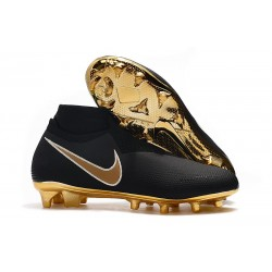 Nike Phantom VSN Elite Dynamic Fit FG Nuovo Scarpa - Nero Oro