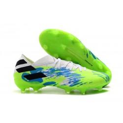 adidas Nemeziz 19.1 FG Scarpa da Calcio - Bianco Verde