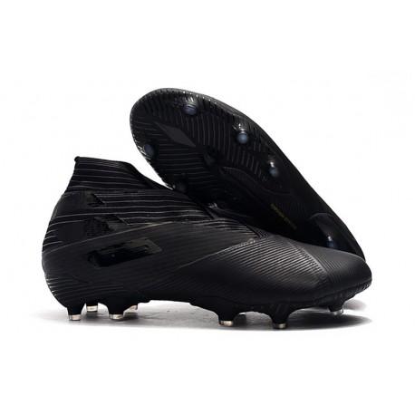 adidas Scarpe da Calcetto Nemeziz 19+ FG - Nero
