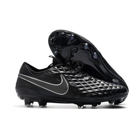 Nike Tiempo Legend 8 Elite FG Scarpa da Calcio -Nero