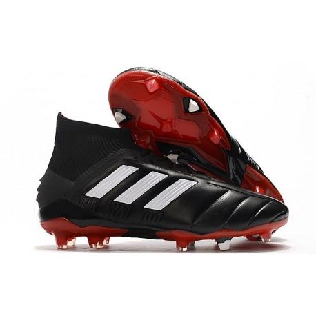 Scarpe da Calcio adidas Predator 19.1 FG - Nero