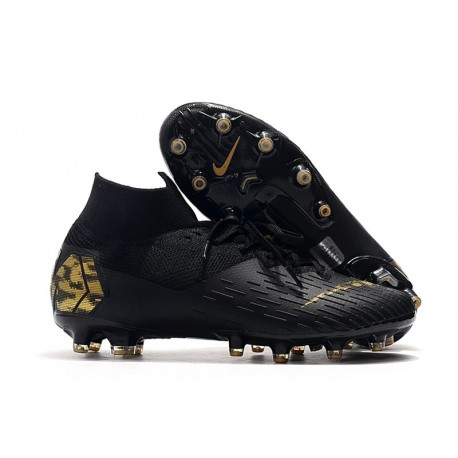 Nike Mercurial Superfly VII Elite AG-Pro Nero Oro
