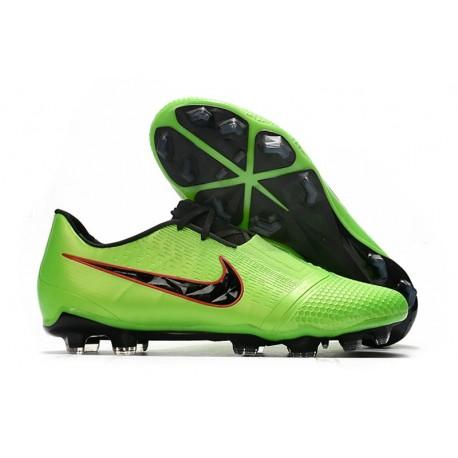 Scarpe da Calcio Nike Phantom VNM Elite FG -Verde Strike Nero