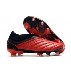 Scarpa Nuovo adidas Copa 20+ FG - Rosso Active Bianco Nero Core