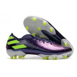 adidas Nemeziz 19.1 FG Scarpa da Calcio - Viola Verde