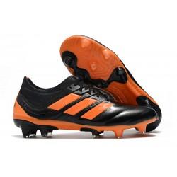 Scarpa Nuovo adidas Copa 19.1 FG - Arancio Nero